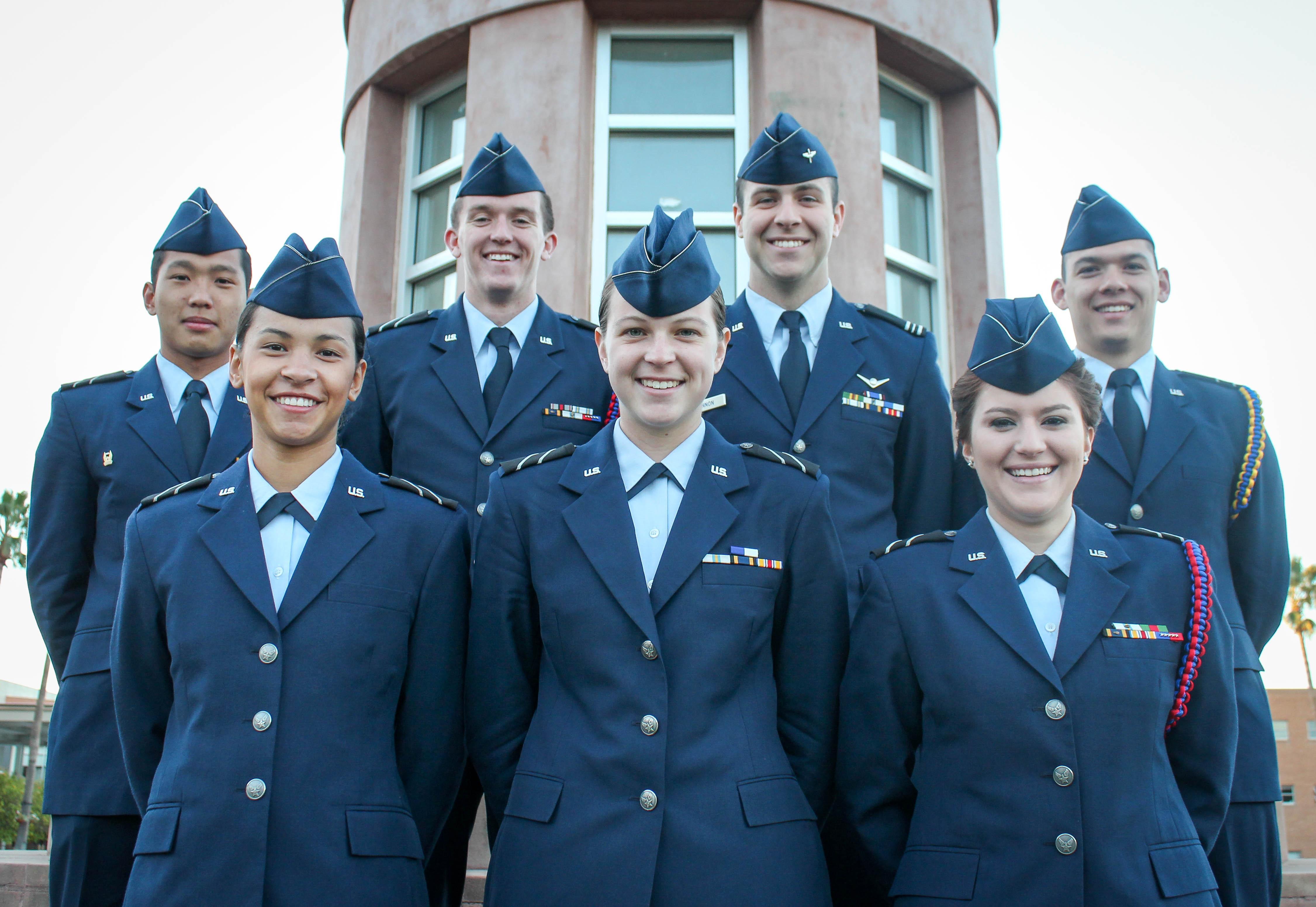 Air Force ROTC Detachment 025 | Flying Devils